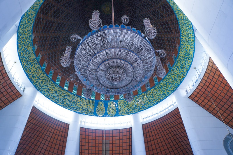 Blue mosque 12