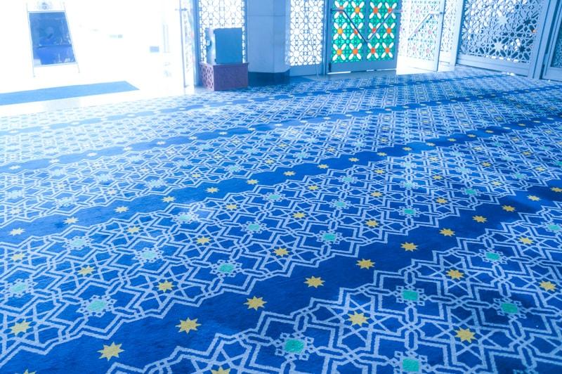 Blue mosque 13