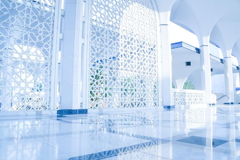 Blue mosque 14