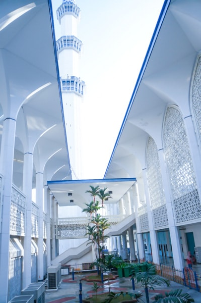 Blue mosque 8