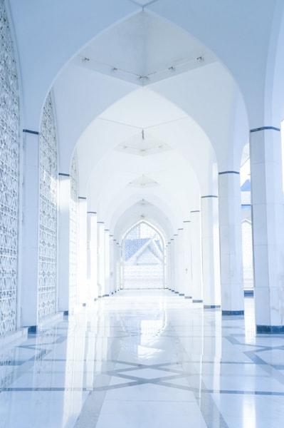 Blue mosque 9