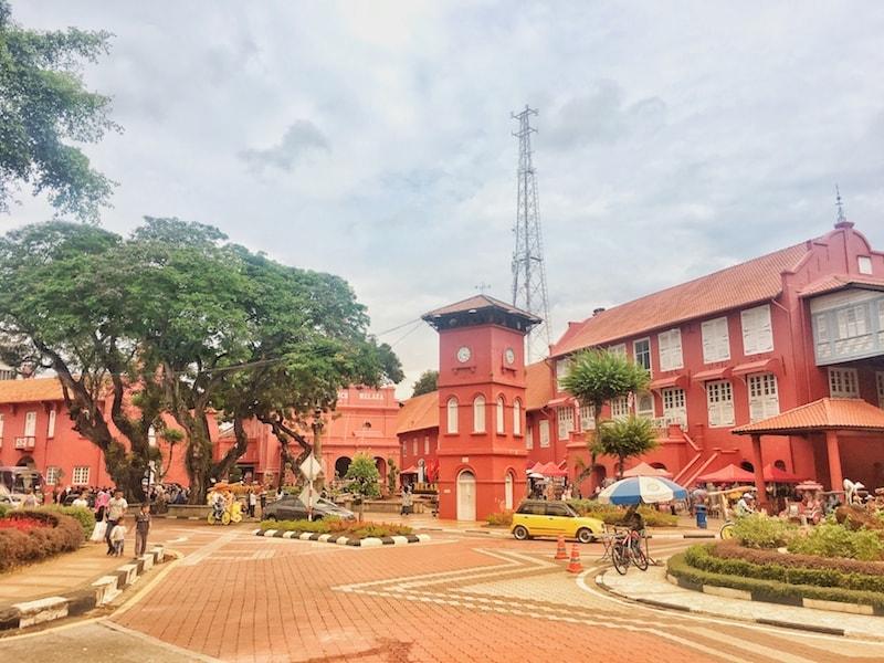 Malacca city 18