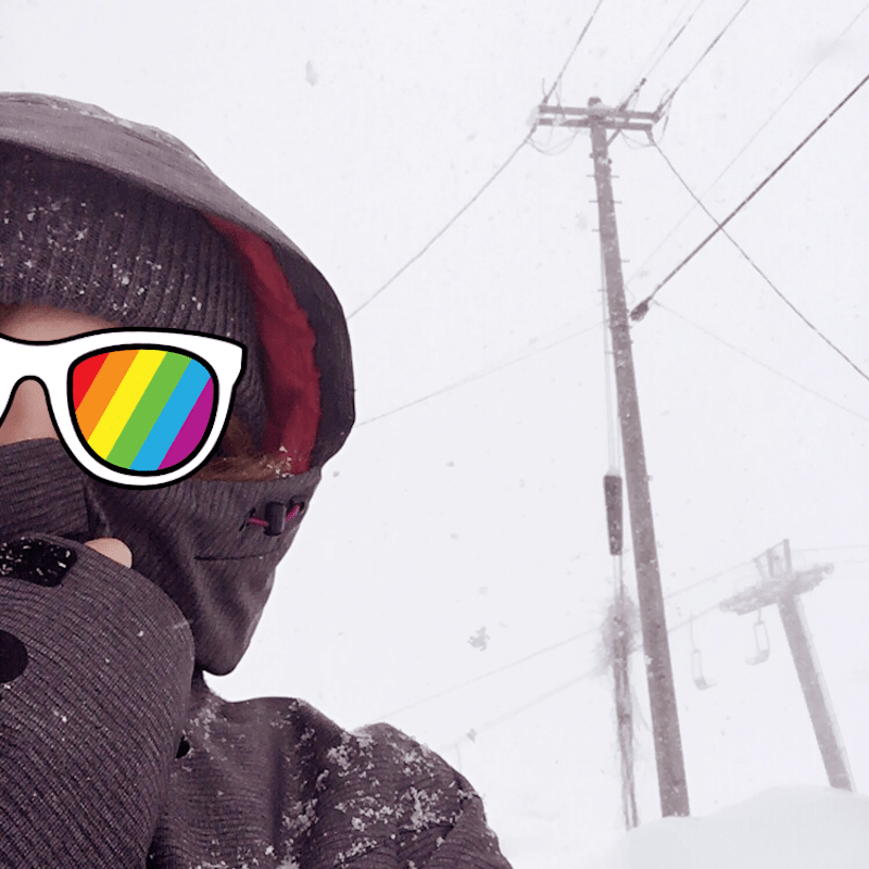 Snowboard gear 1