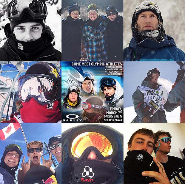 Snowboard gear 17