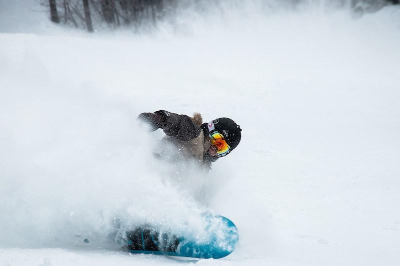 Snowboard inner 3