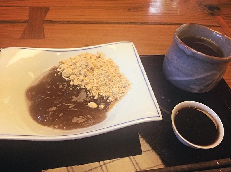 Kanazawa eat sweets 3