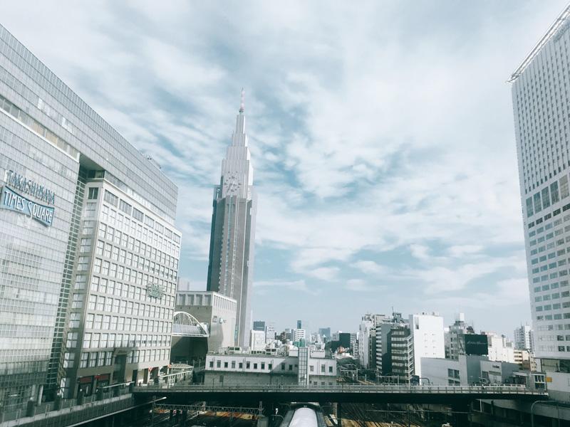 Shinjuku busterminal 29 新宿