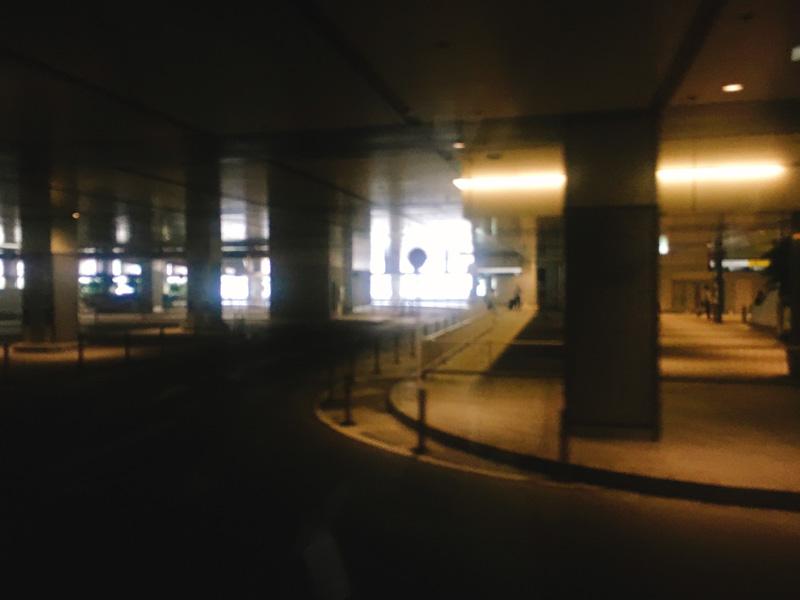 Shinjuku busterminal 25 バスタ3F