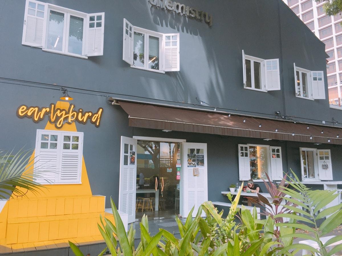Singapore cafe 13