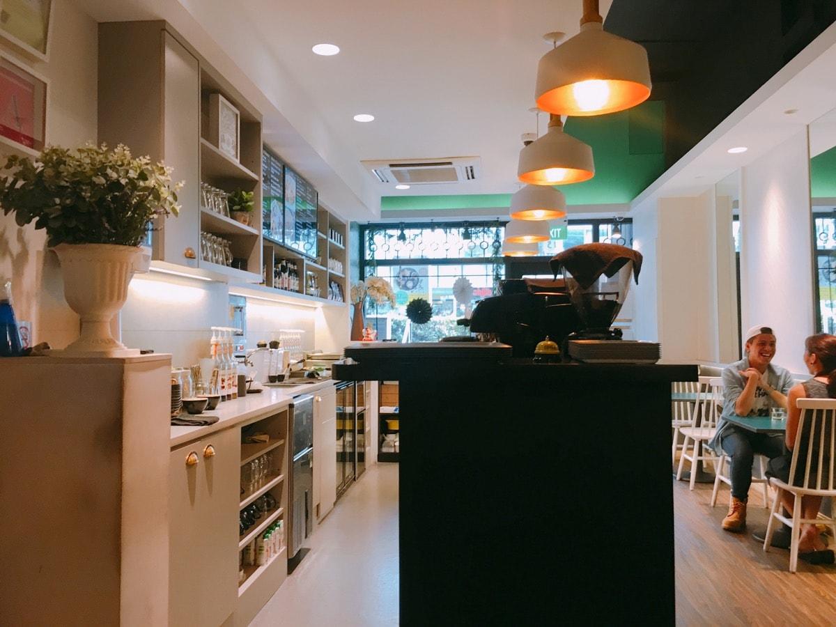 Singapore cafe 15
