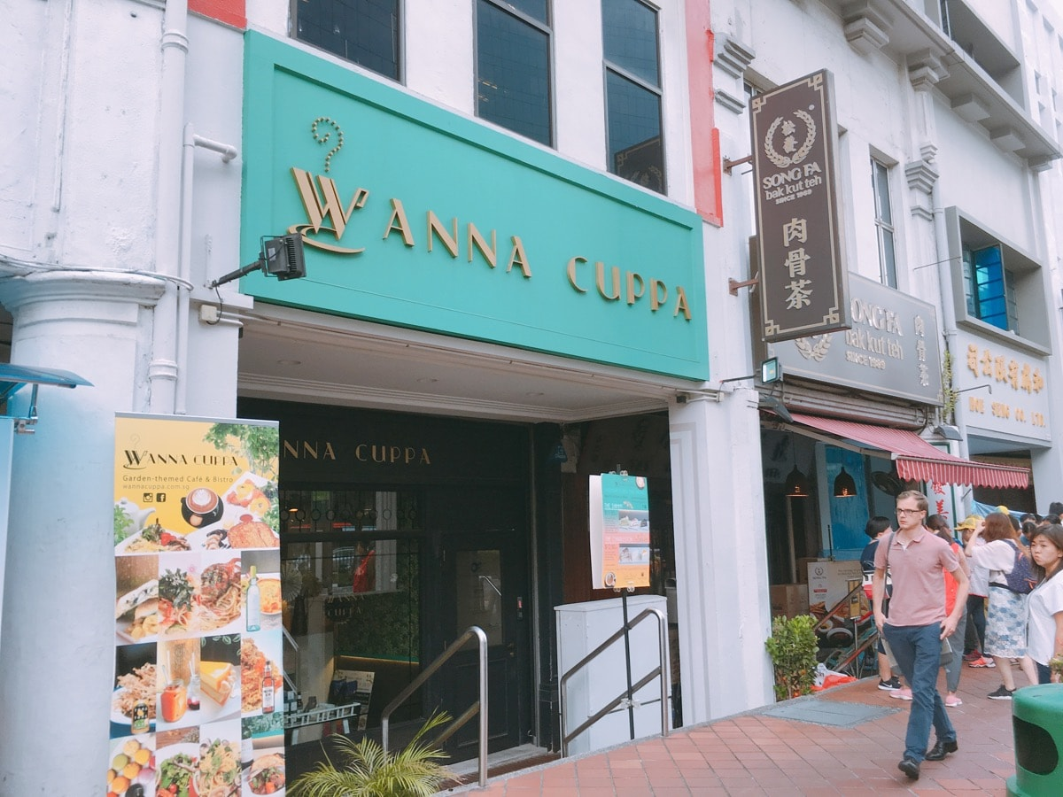 Singapore cafe 20