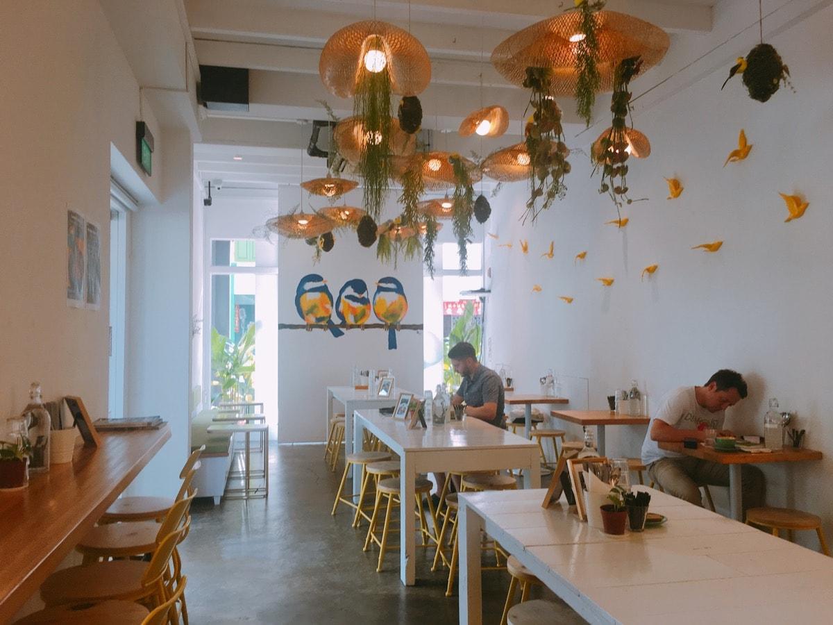 Singapore cafe 7