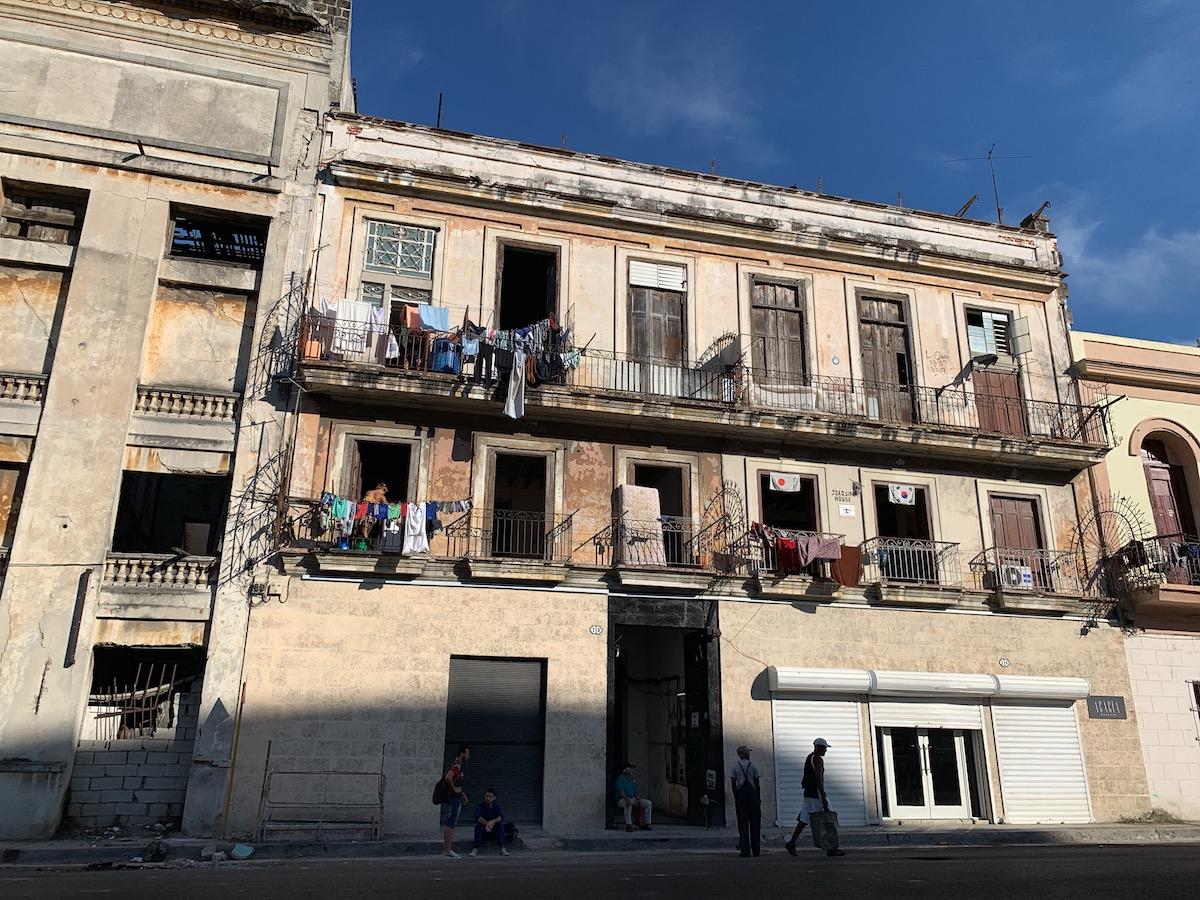 Habana casa 28ホアキナ外観