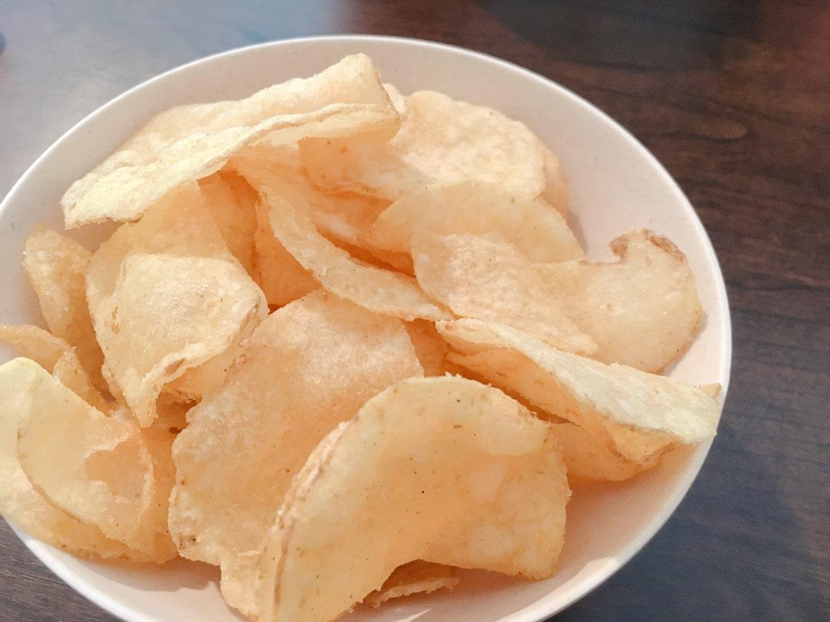Iherb snack 7ケトルポテト