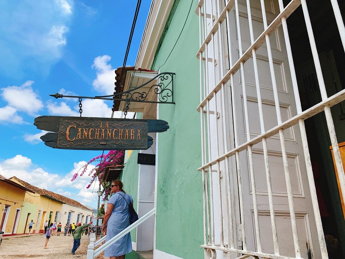 Cuba cocktail 27カンチャンチャラお店