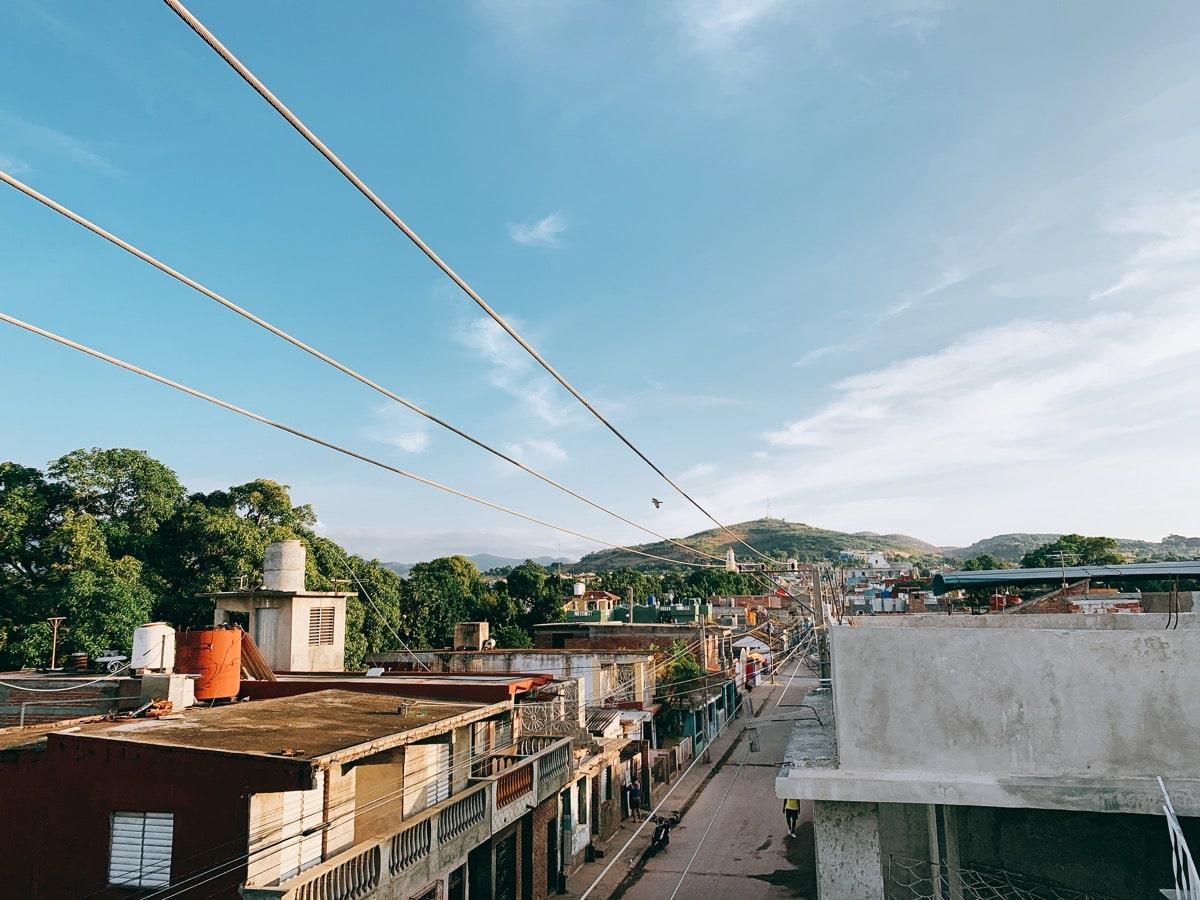 Trinidad casa 5レオヤミ眺め