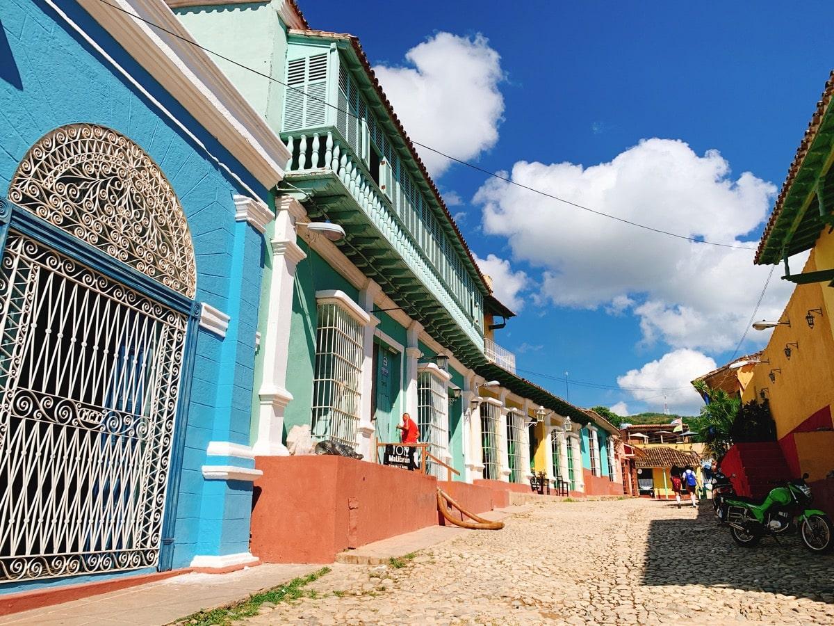 Trinidad 40石畳