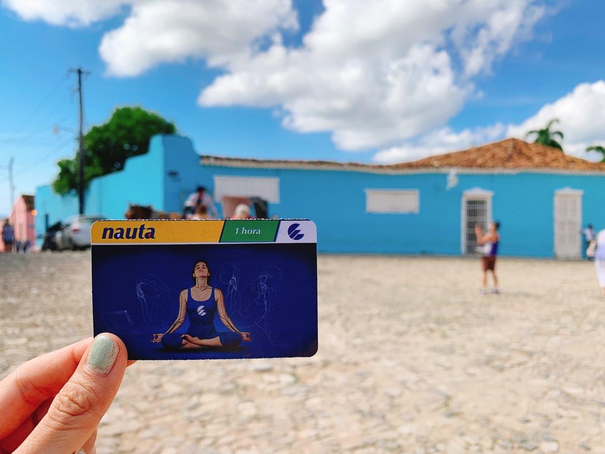 Trinidad 63インターネットカード