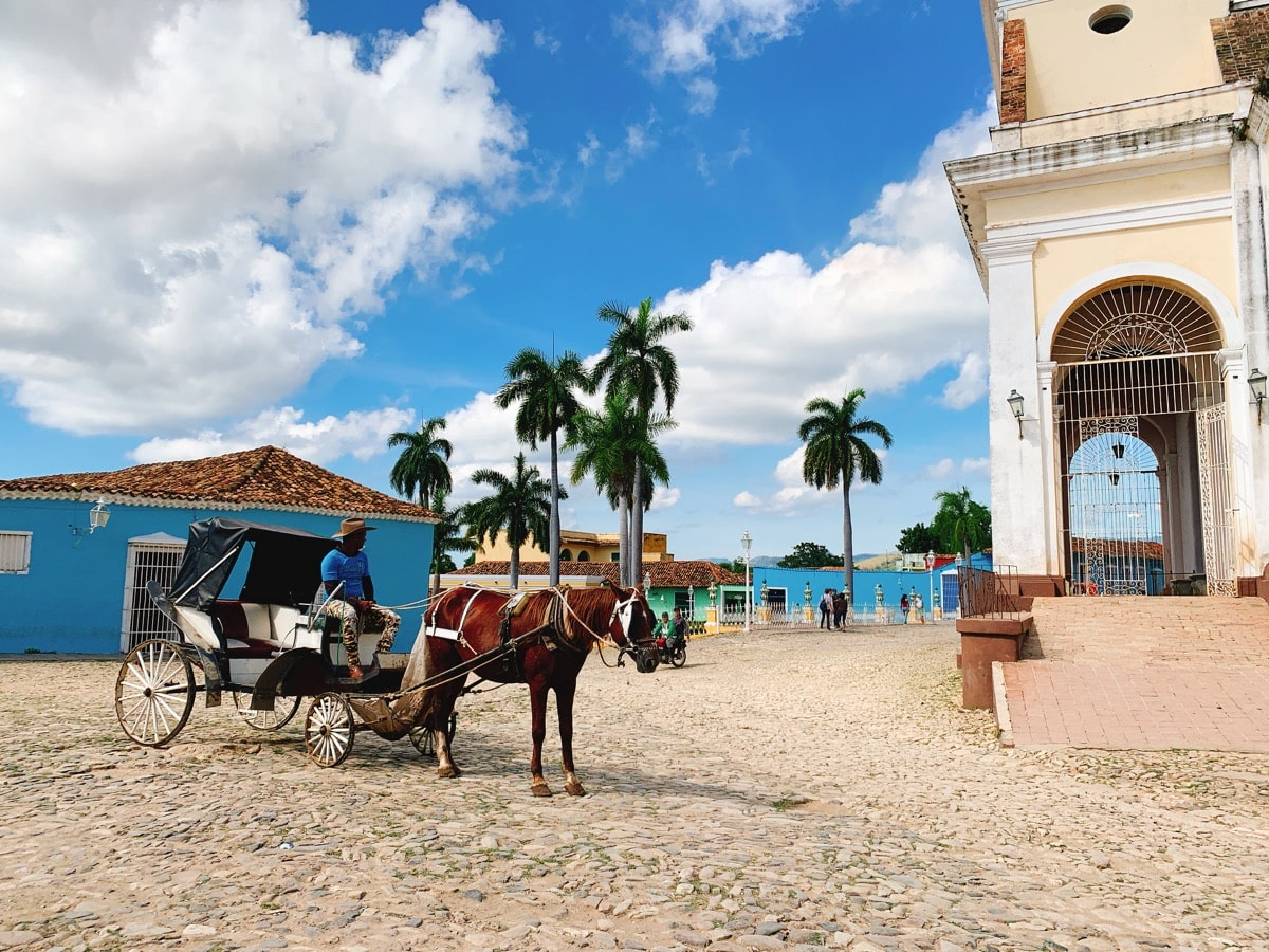 Trinidad 21広場