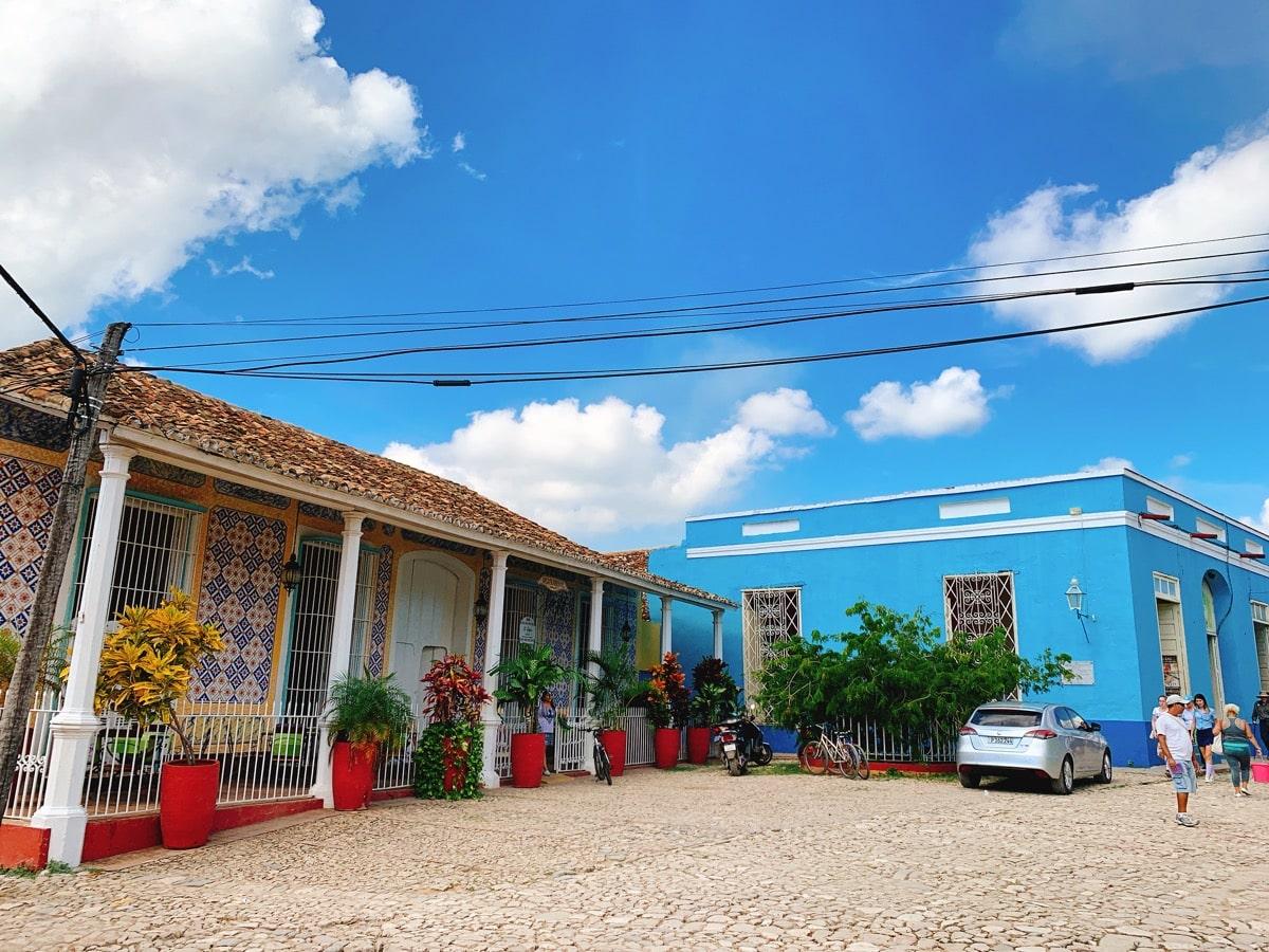 Trinidad 13レストラン街