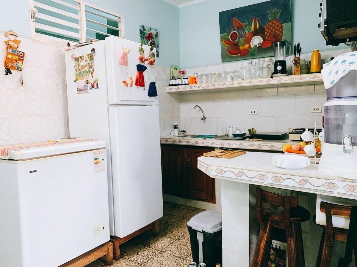 Trinidad 58レオとヤミの家