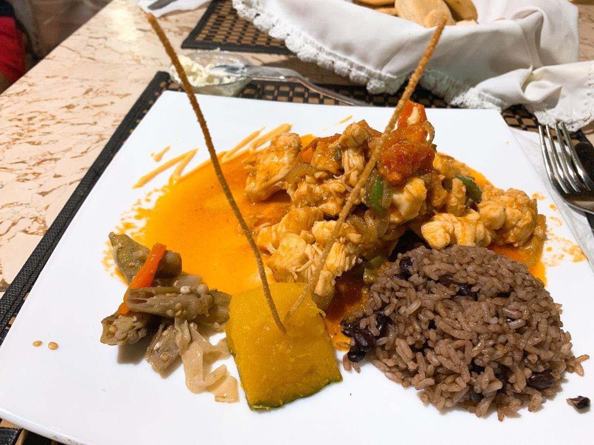 Trinidad 12キューバ料理
