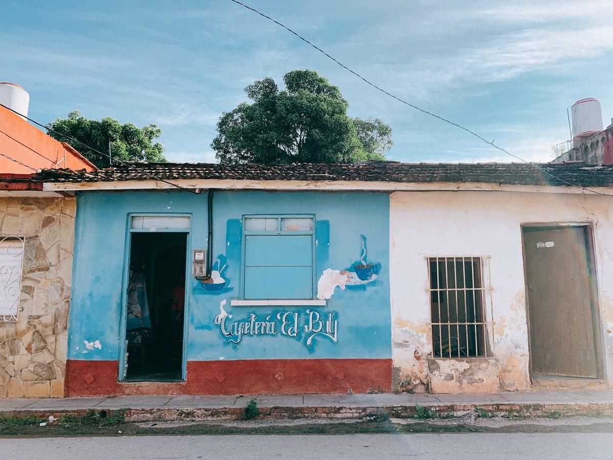 Trinidad 28家々