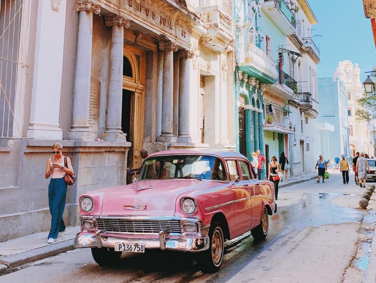 Cuba classiccar 1