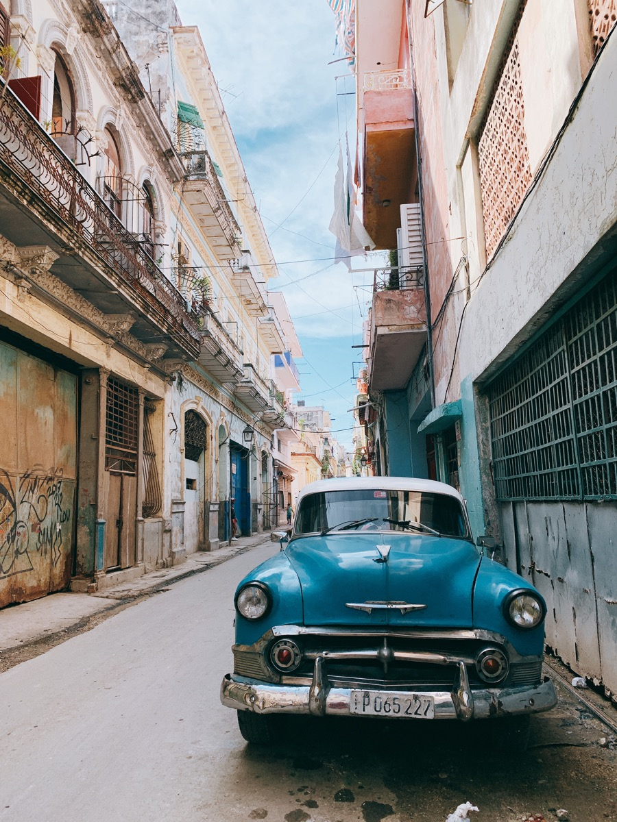 Cuba classiccar 17