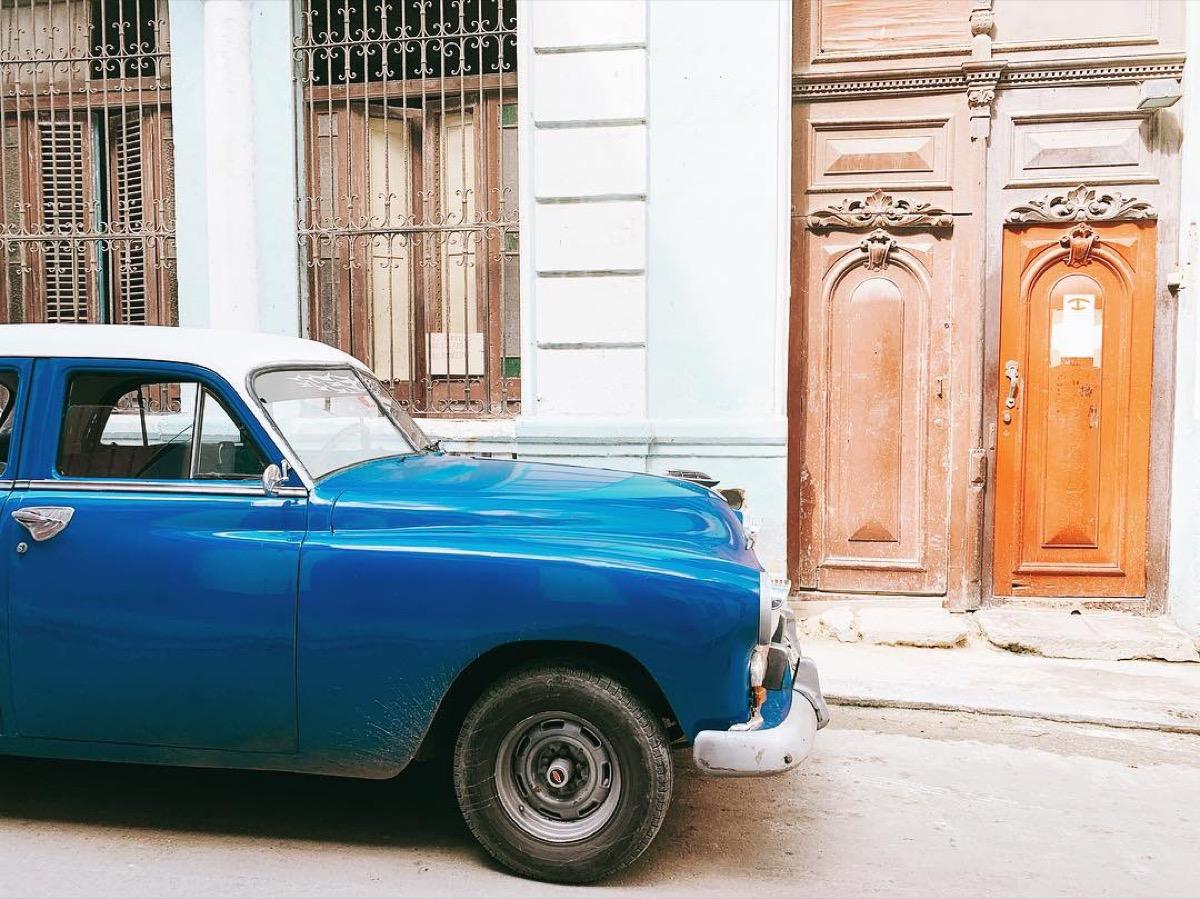 Cuba classiccar 2