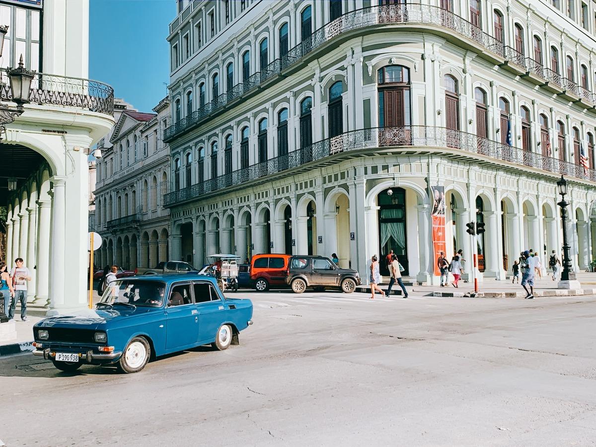 Cuba classiccar 23