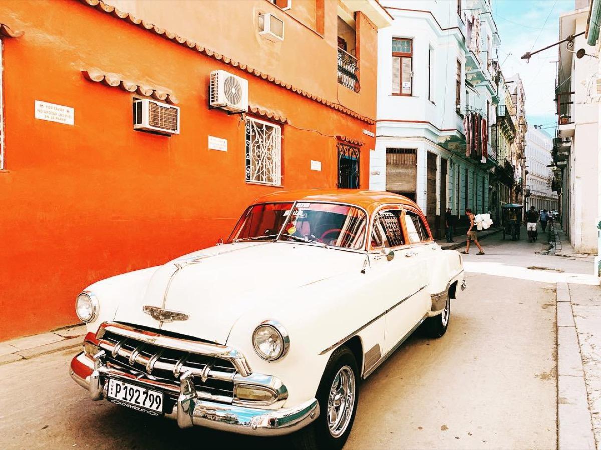 Cuba classiccar 3