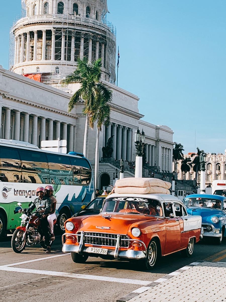 Cuba classiccar 30