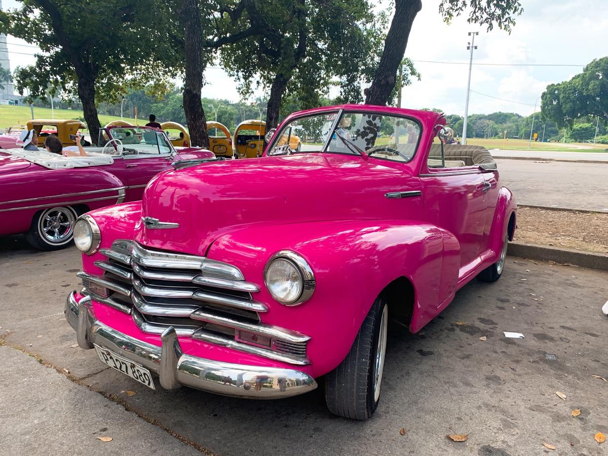 Cuba classiccar 32
