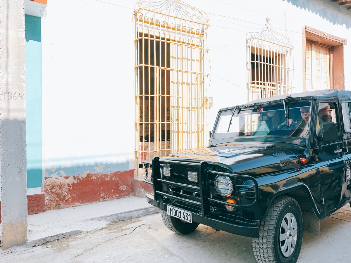 Cuba classiccar 39