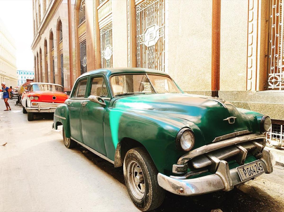 Cuba classiccar 4
