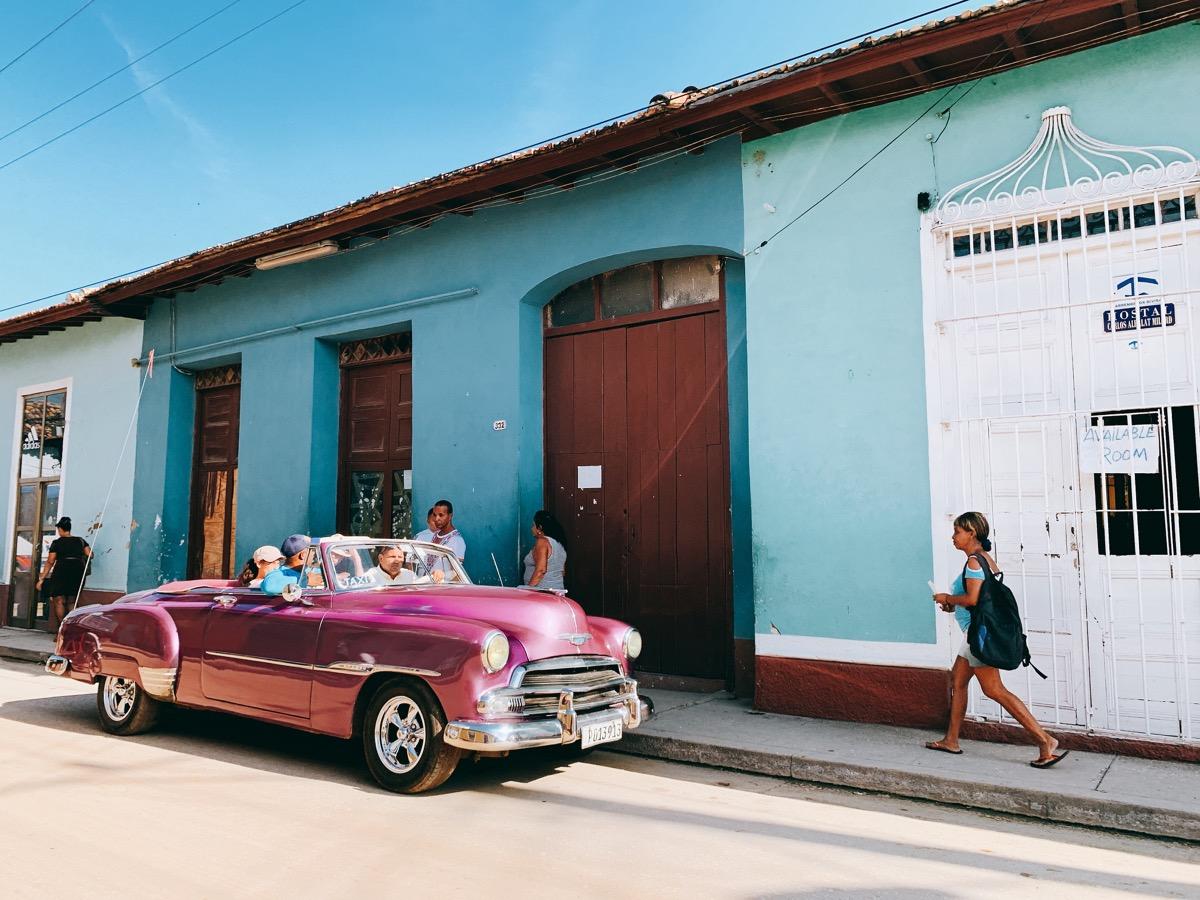 Cuba classiccar 40