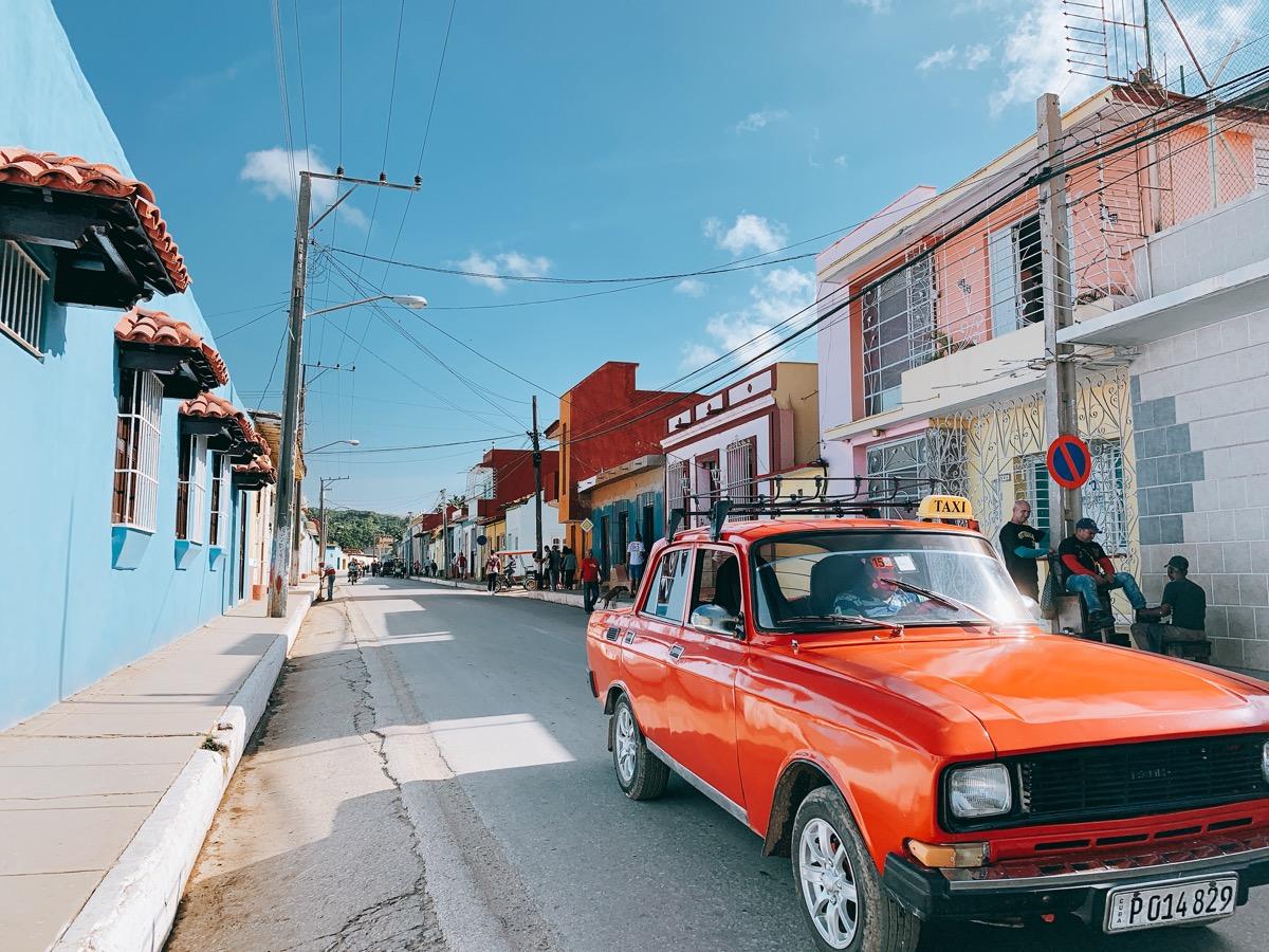 Cuba classiccar 45