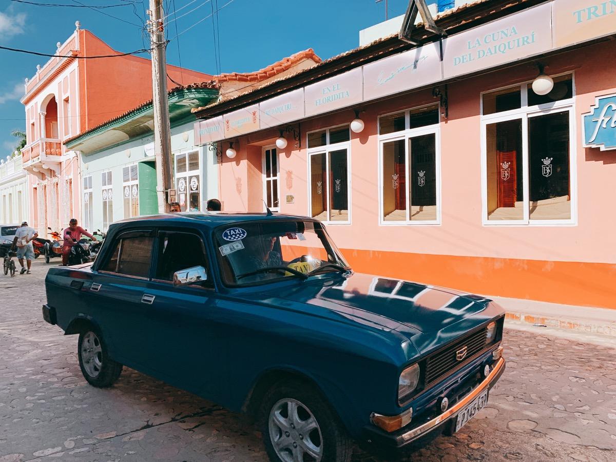 Cuba classiccar 48