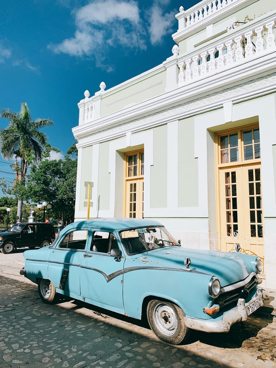 Cuba classiccar 49