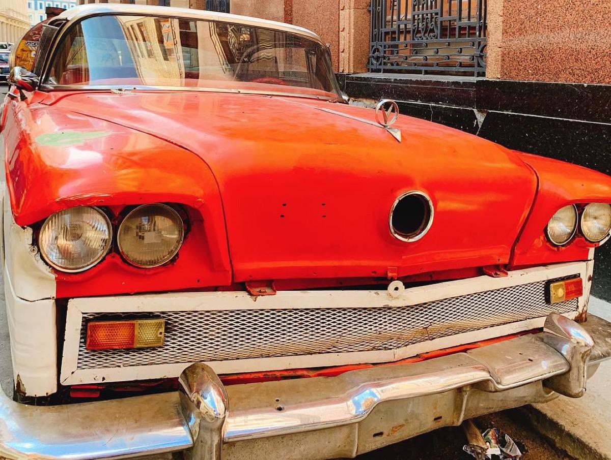 Cuba classiccar 5