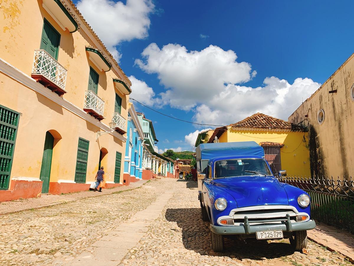 Cuba classiccar 50