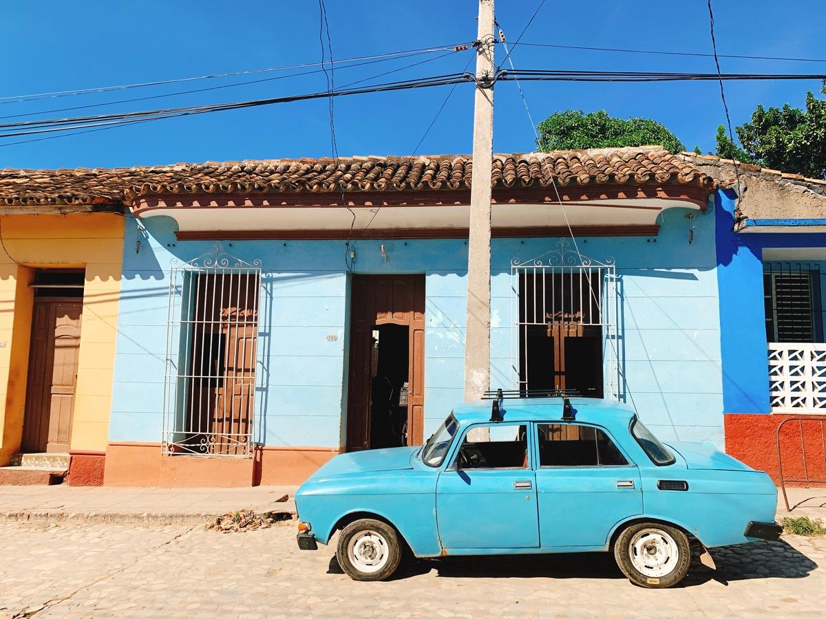 Cuba classiccar 51