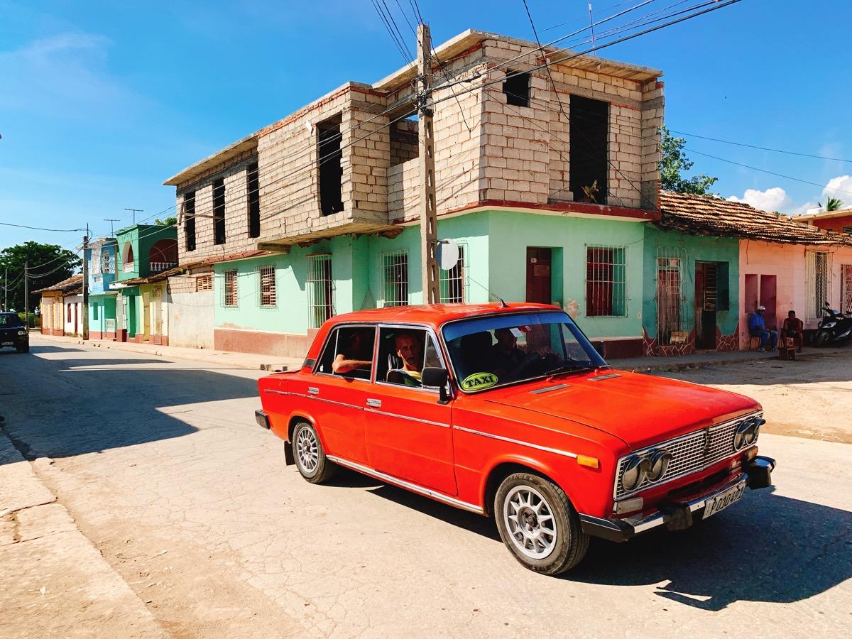 Cuba classiccar 57