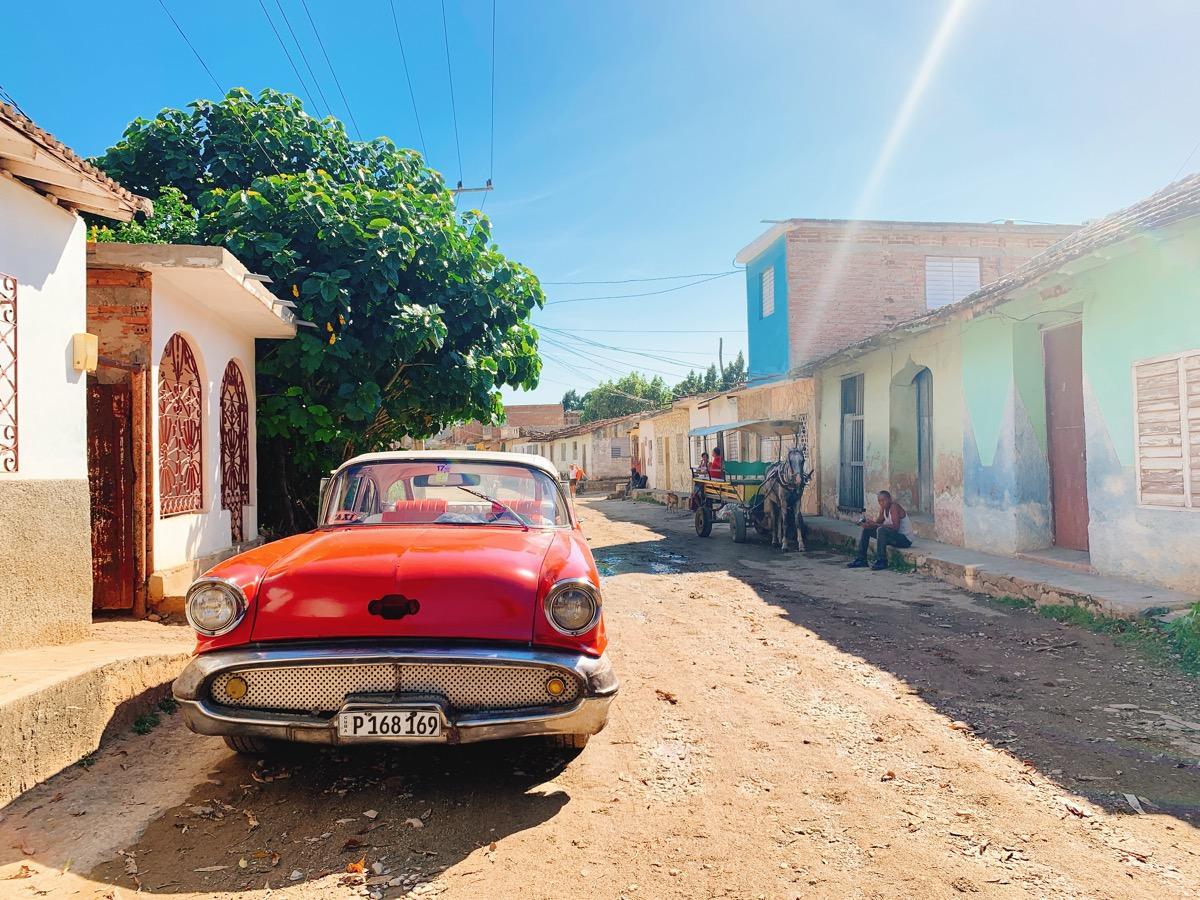 Cuba classiccar 58