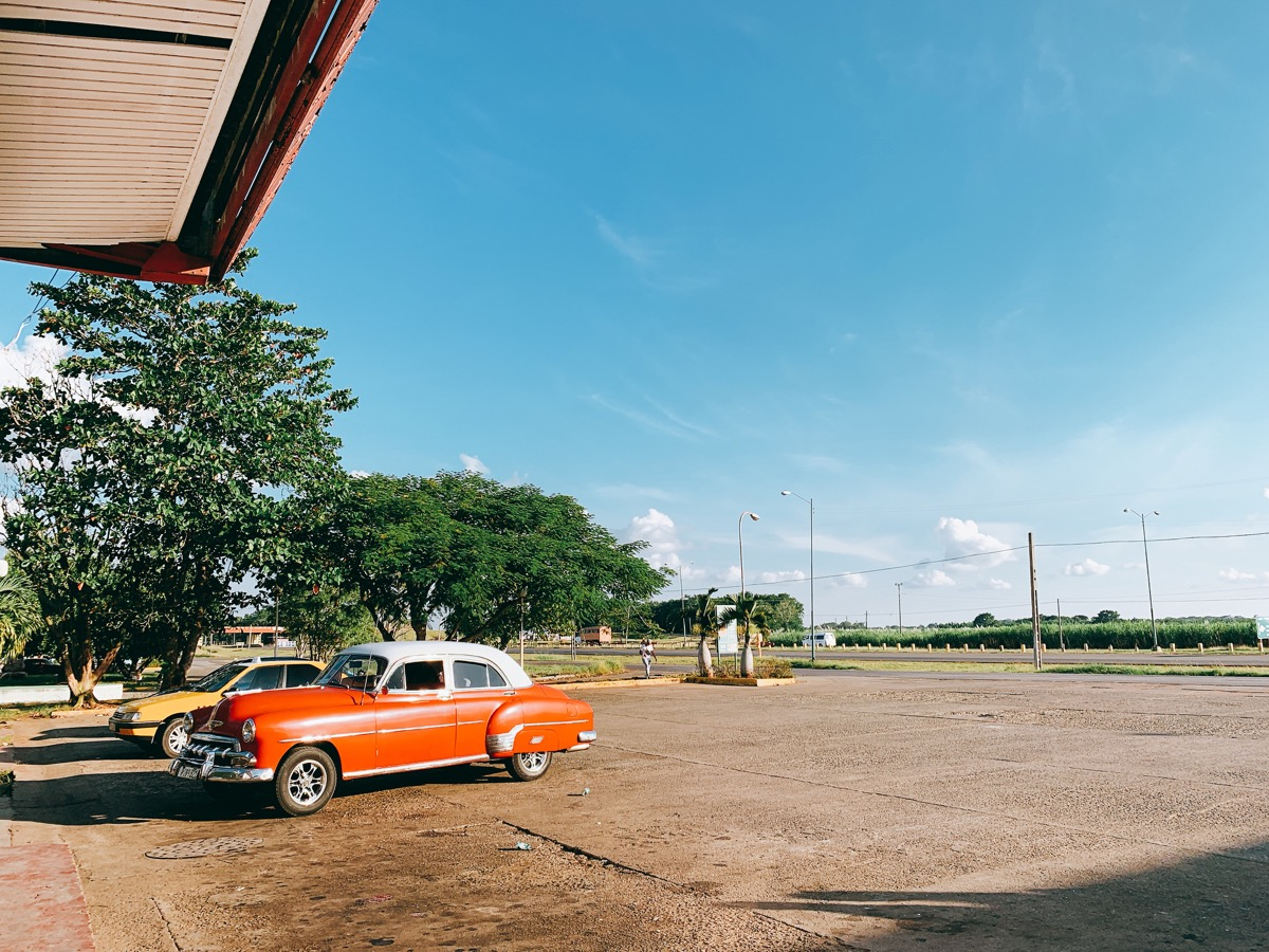 Cuba classiccar 62
