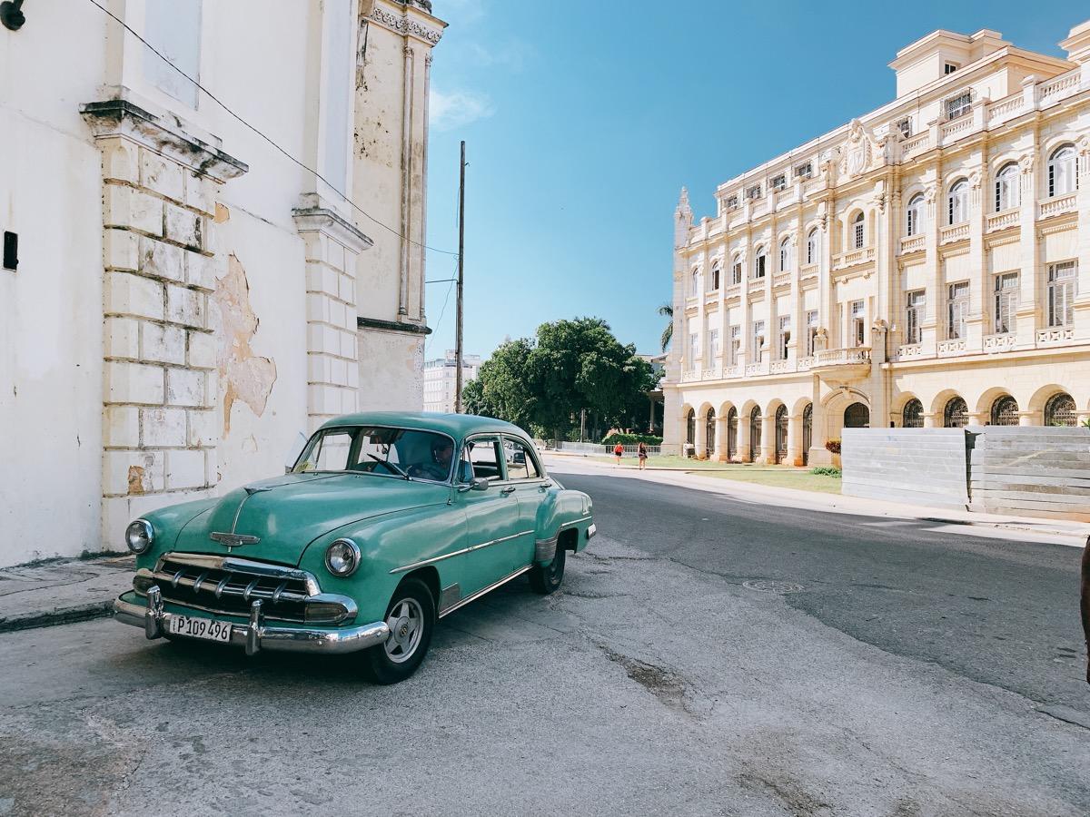 Cuba classiccar 9