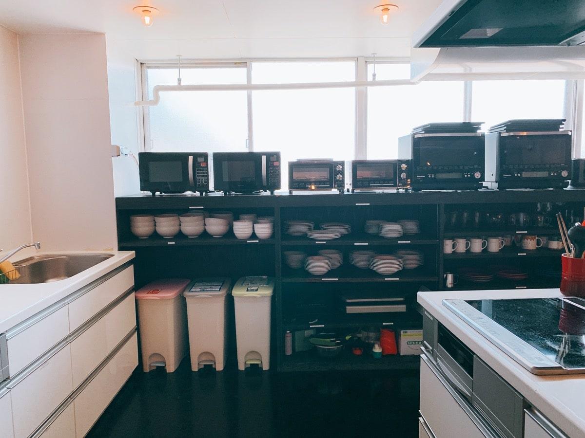 Social apartment 15キッチン
