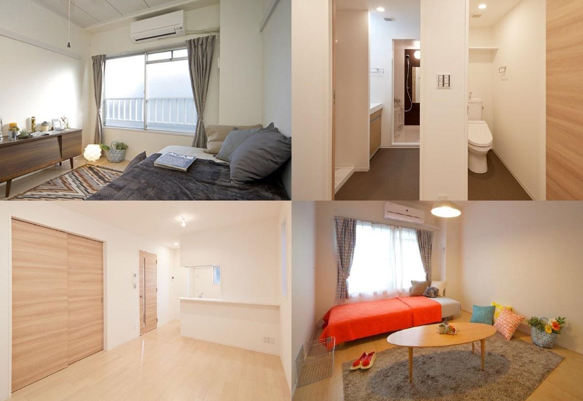 Social apartment 5個室