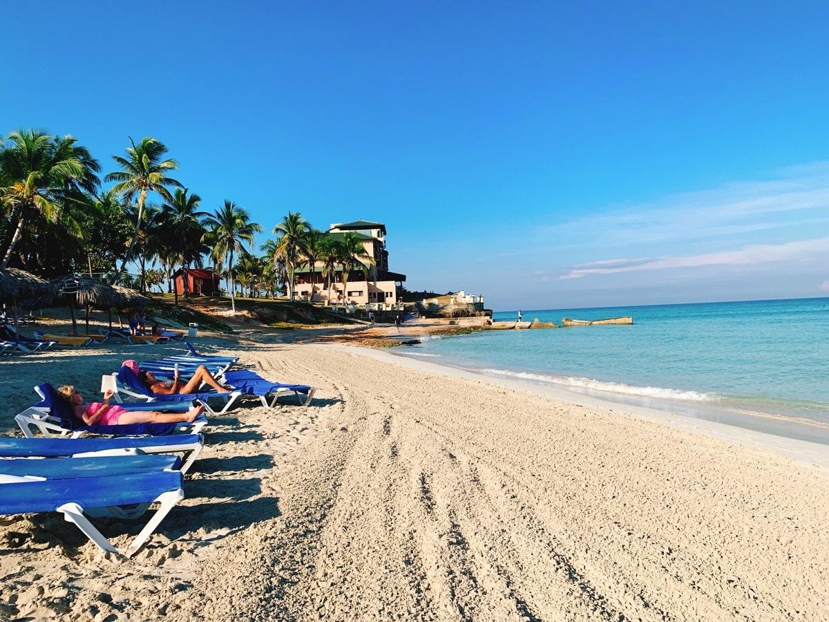 Varadero 15プライベートビーチ